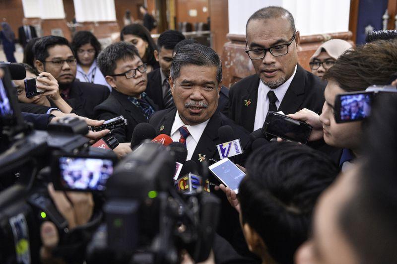 Mat Sabu denies delay in presenting defence White Paper