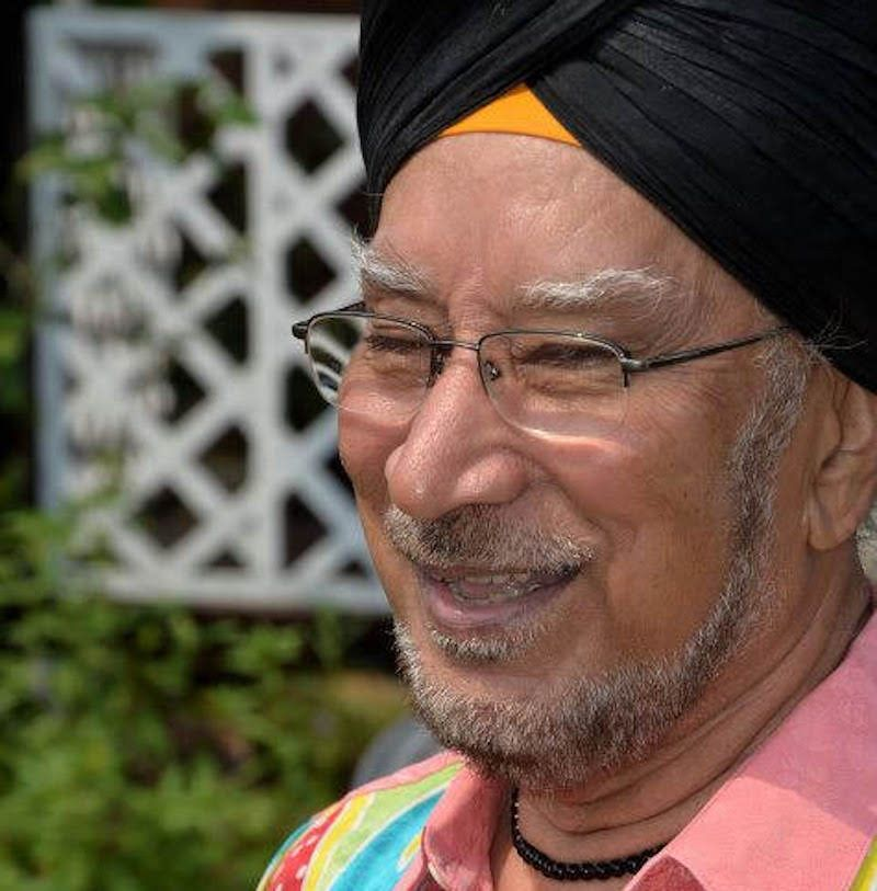 Thank you and farewell, Mr Surjit