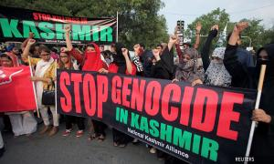 Harapan leaders defend Dr M's 'consistent' position on Kashmir