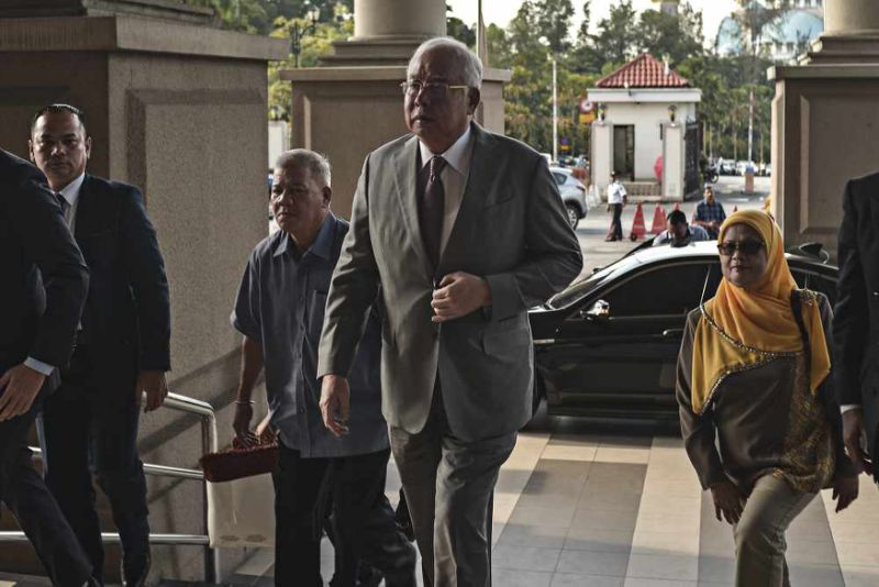 Najib right for not reporting RM42m fund transfer into personal accounts, lawyer says