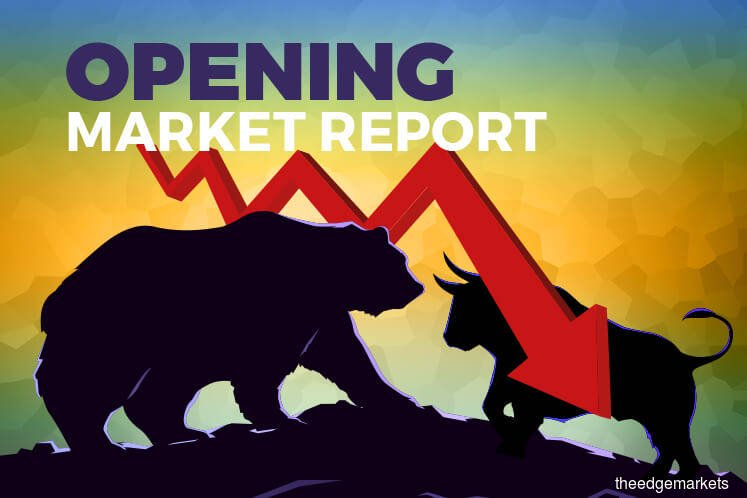 FBM KLCI starts lower as investors weigh Brexit outlook