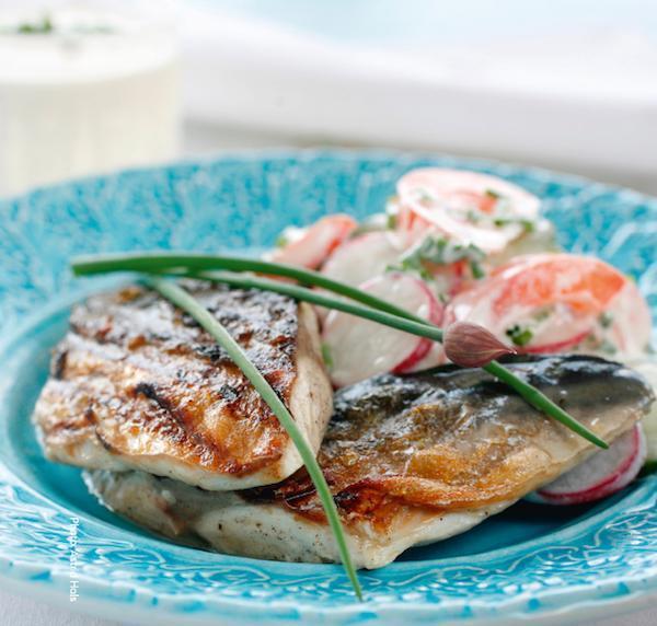 正当时令的青花鱼,是肥美无骨的海洋鲜物