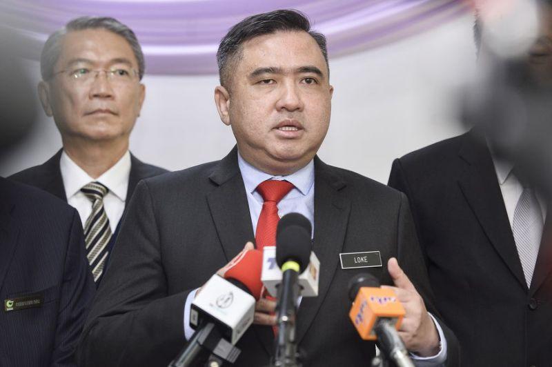 Loke to sic DAP disciplinary board on Ronnie Liu
