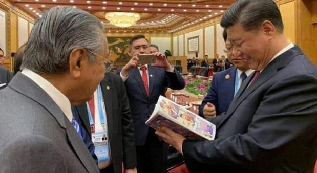 A comic book sows discord among Pakatan Harapan partners