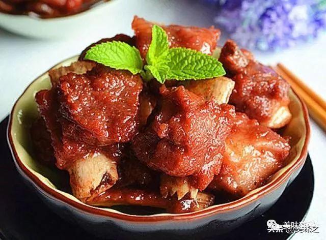 15种叉烧猪排骨的家常做法,排骨酱香浓郁,营养美味