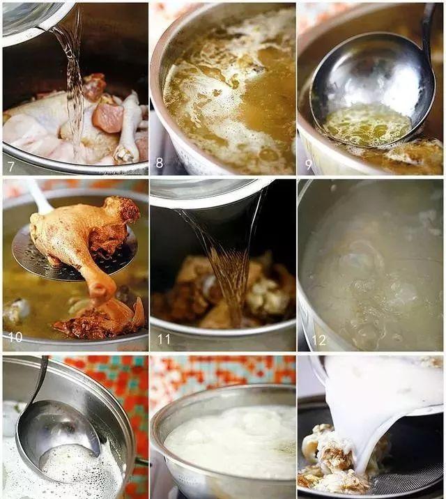 """一勺高汤胜百料,高汤绝对是烹饪高手的一项秘密""""武器""""!"""