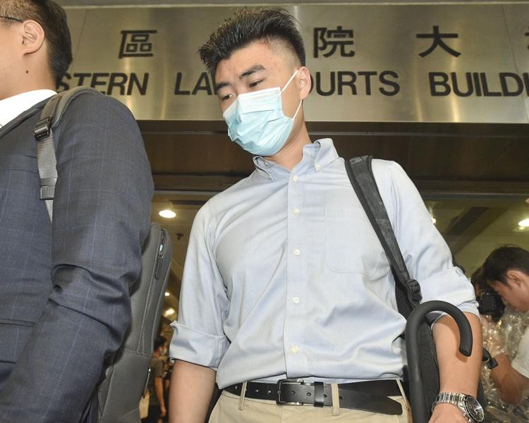 【上环冲突】港大内地生扮记者认藏伸缩棍 还押下月判刑