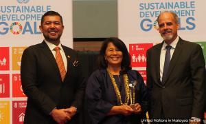 Sisters in Islam's co-founder Zainah Anwar wins UN award