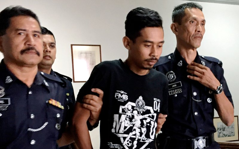 Singaporean charged with murder of wife, stepson