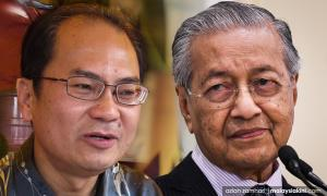 Ronnie: I'm ready to face action but what about Azmin?