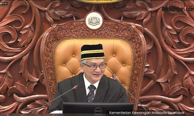 不满阿都阿兹遭禁足,在野党质疑议长双重标准