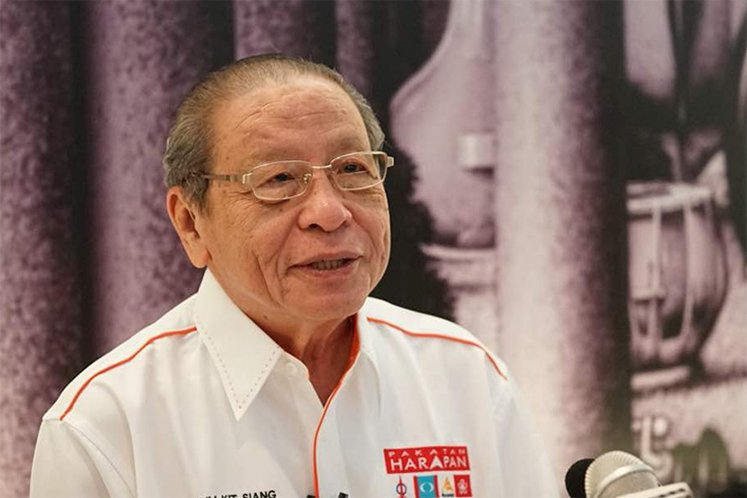 Man arrested over Facebook death threat against Kit Siang