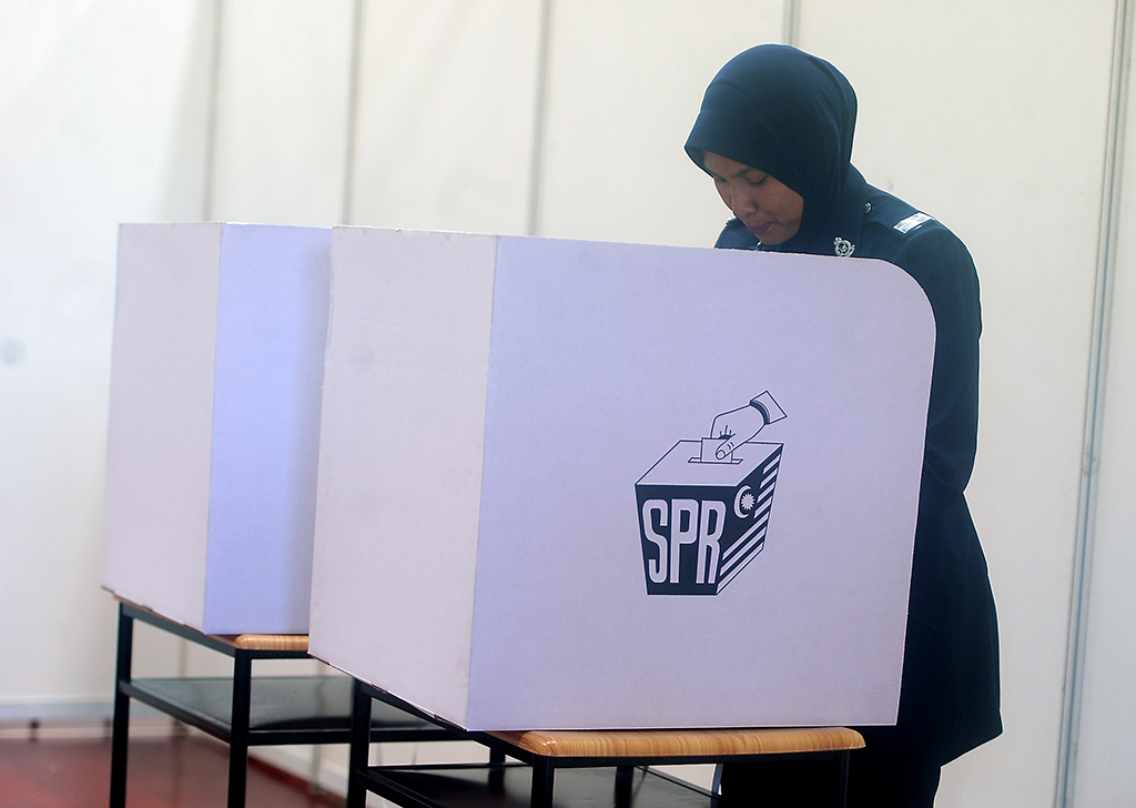 Tanjung Piai PRK: All polling centres position based on redelineation exercise 2018