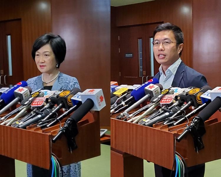 【区会选举】另一区专员兼任选举主任 叶刘指做法正常 区诺轩质疑政治操作
