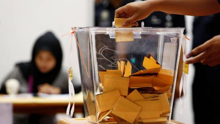 PKR's Tanjung Manis branch elections cut short after 12 minutes