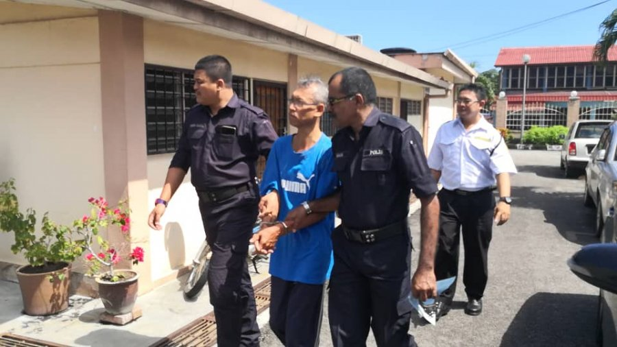 55岁鳏夫认非礼90岁老妪 被判坐监4年