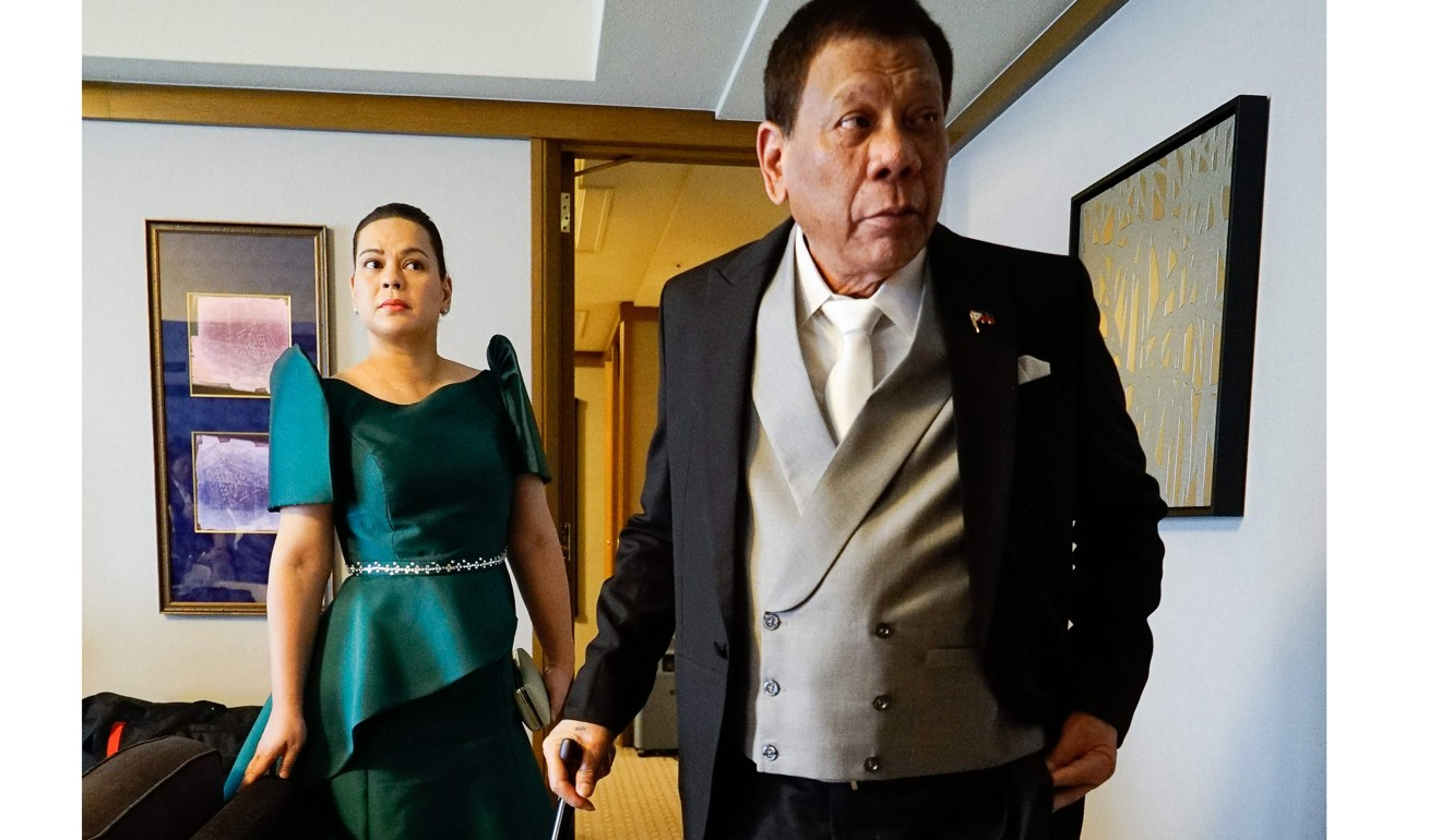 Duterte has no serious back problems after 'unbearable pain' caused him to cut short Japan trip