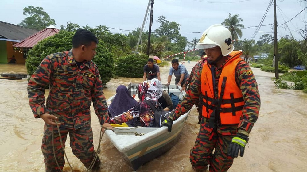 Number of Johor flood victims increases to 482
