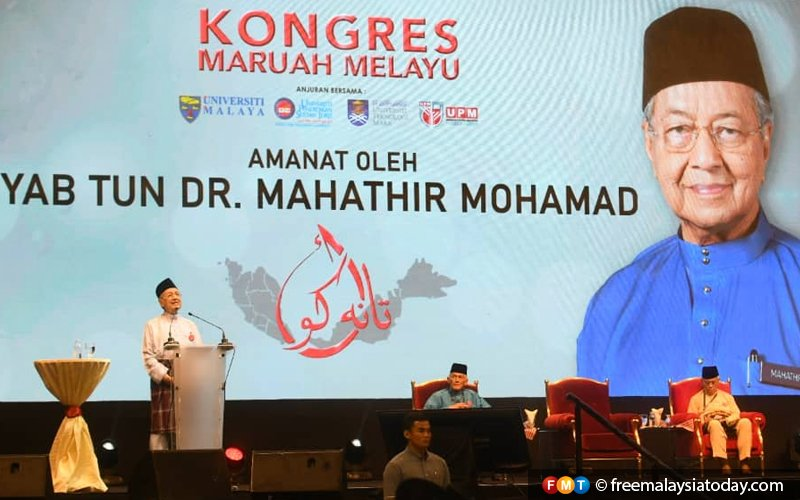 Some extreme views but Malay congress was mostly balanced, says Dr M