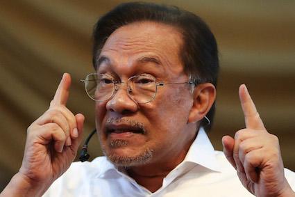 Anwar to help improve DAP's negative image amongst the Malays