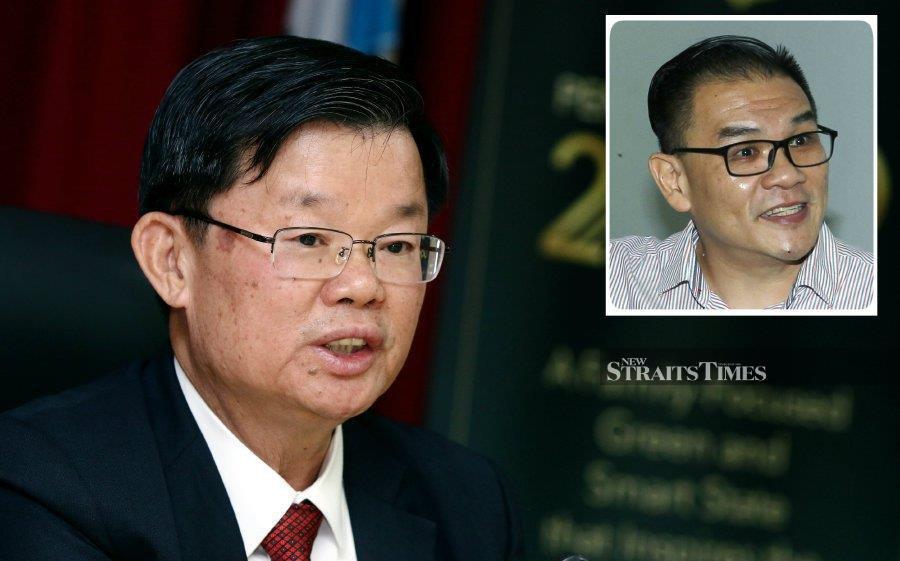 Penang CM defends Superman Hew
