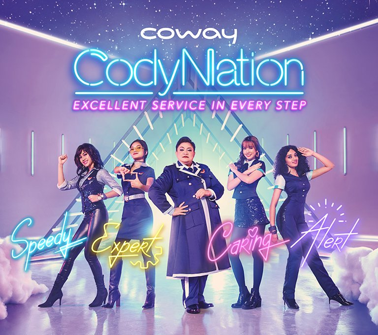 Coway Released A K-Pop-Inspired Music Video And Now We're Totally In Love With CodyNation