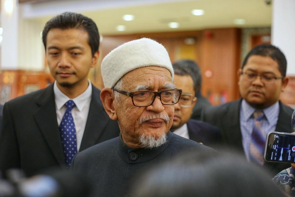 Hadi: PAS rethinking Gagasan Sejahtera alliance with Berjasa after Tanjung Piai candidacy