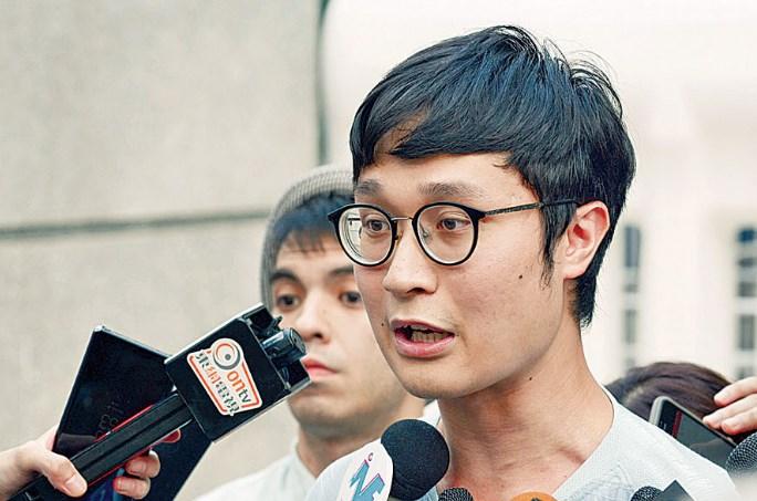 申请人刘颖匡:警方忧超出人数 港民间发起下周六维园万人集会
