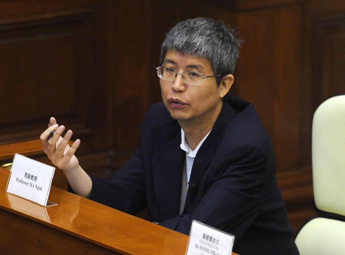 【区会选举】马岳:若黄之锋被DQ 在国际上会有负面影响