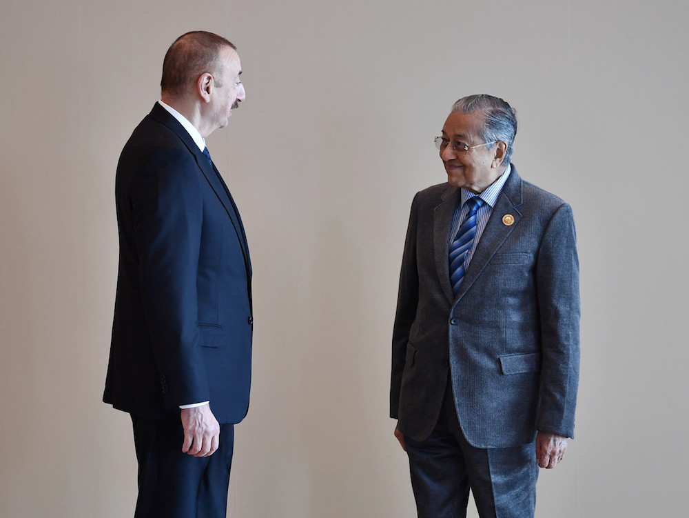 PM: Malaysia to open embassy accredited to Palestine