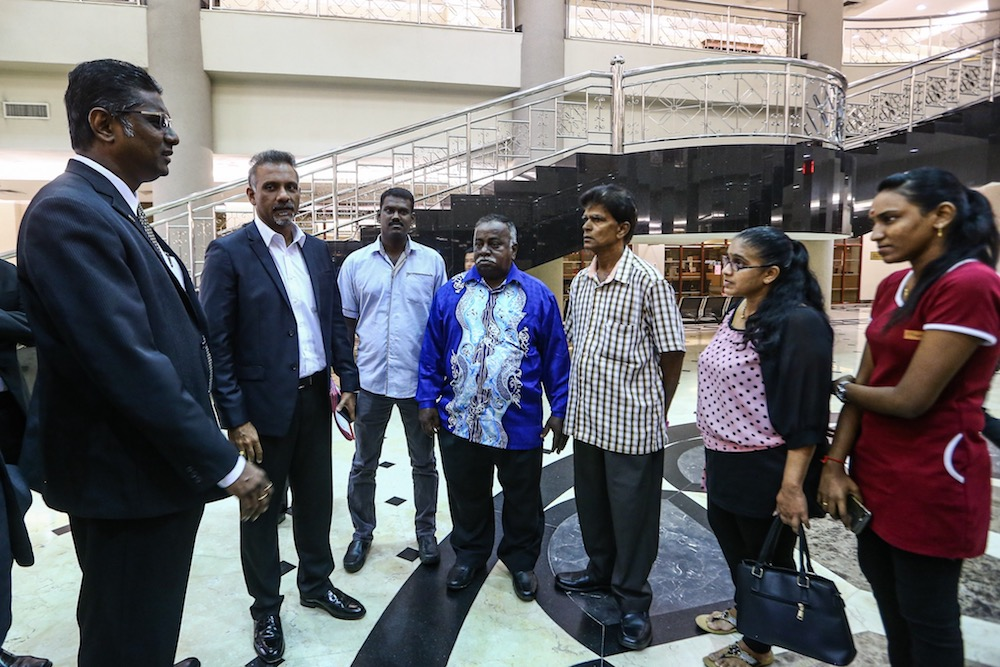 IGP: LTTE detainees can see families at detention centre for Deepavali