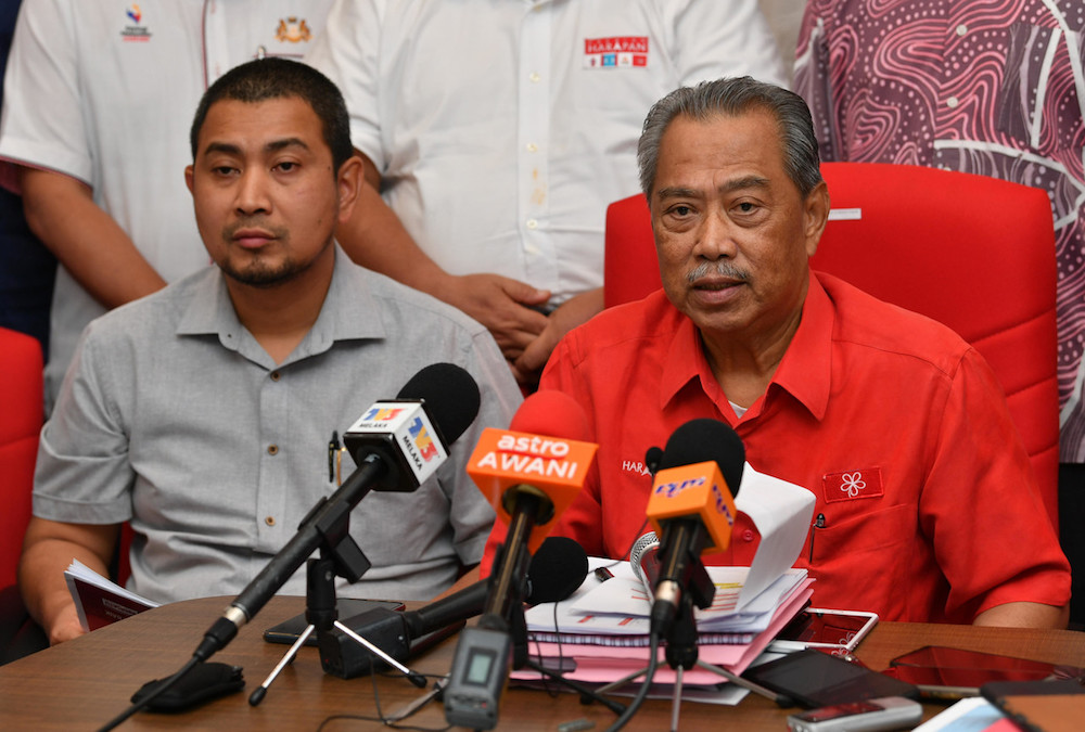 PH machinery gearing up for Tanjung Piai by-election