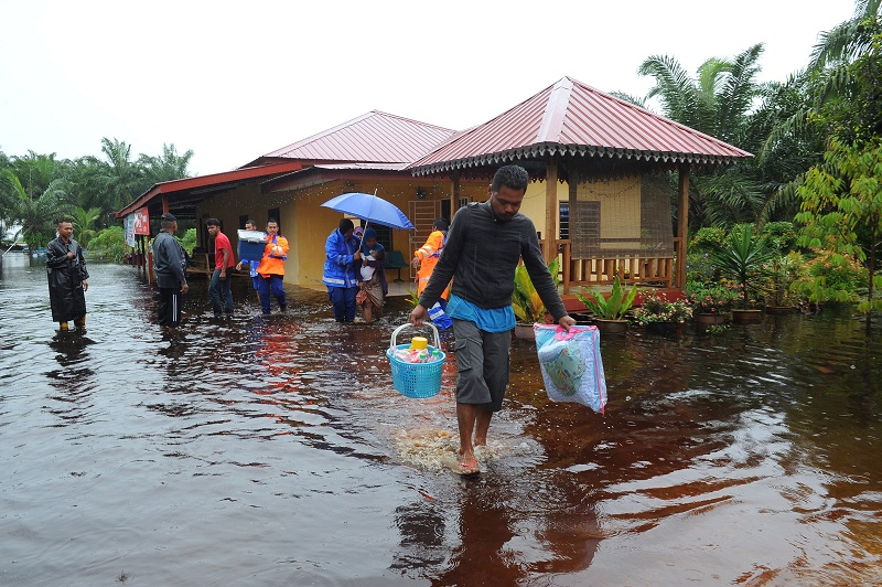 Floods: 691 evacuees still at relief centres in four states
