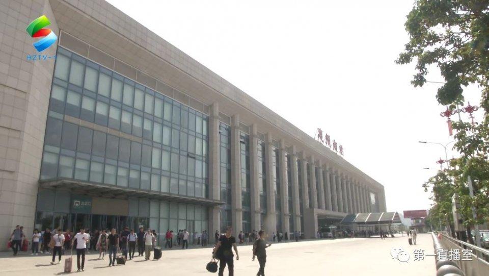 """好消息!惠阳111路公交车再延伸   实现""""高铁-客运-机场""""无缝对接"""