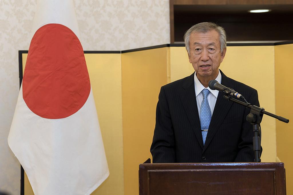 Japan envoy Miyagawa bids 'Sayonara' to Malaysia with glowing tribute to Mahathir