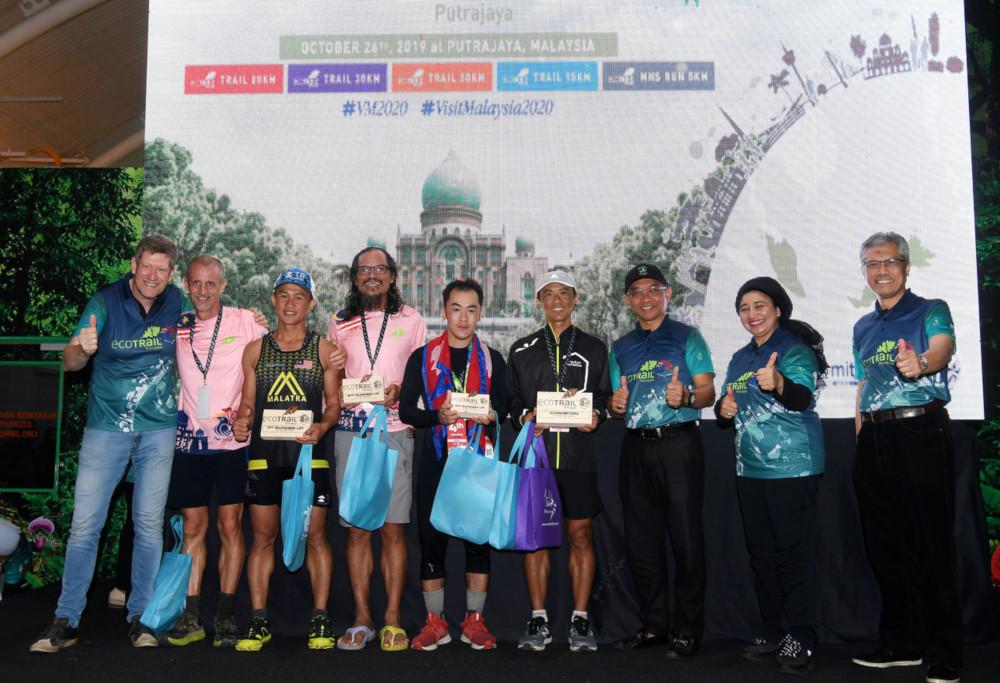 Putrajaya EcoTrail 2020 key attraction of Visit Malaysia Year
