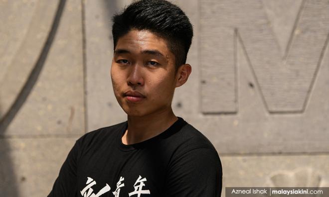 黄彦铬反对捉集会学生,否认新青年附从行动党