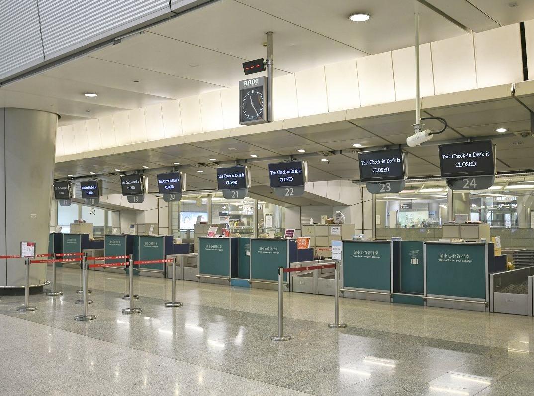 机铁不停九龙青衣博览馆站 九龙站预办登机暂停