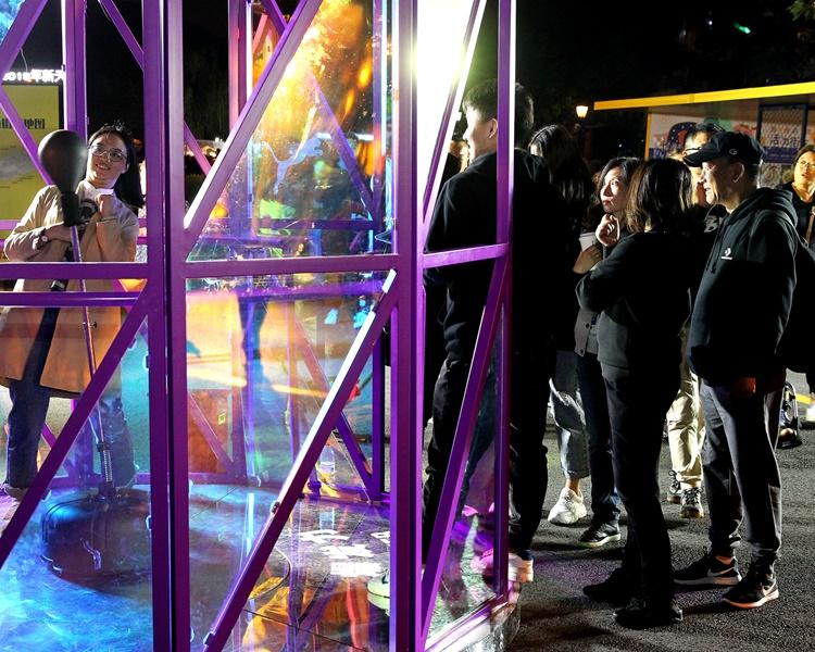 上海新增夜市示范街 锐意开拓夜经济发展