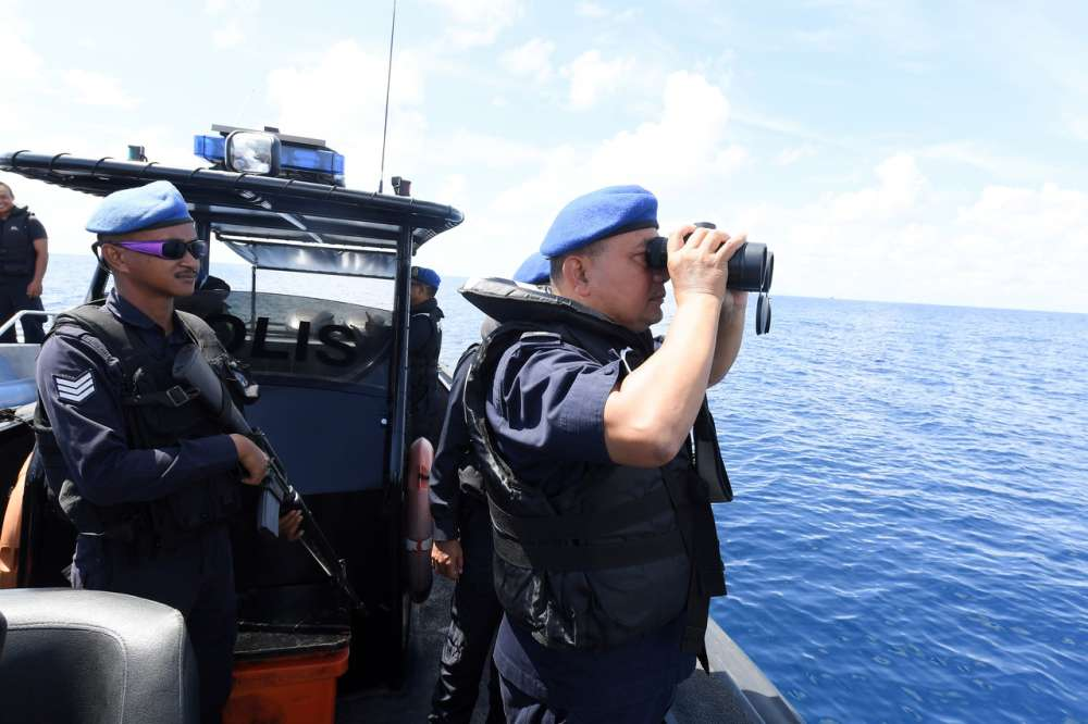 Sabah marine police seek cooperation of Philippine authorities in search for drowning victims