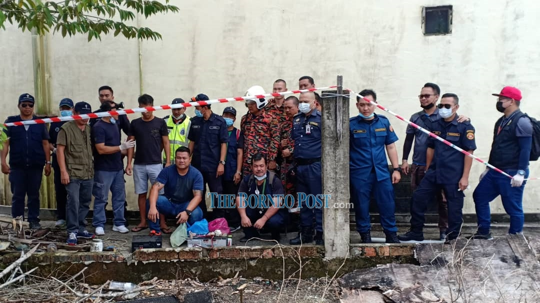Illegal swiftlet farm in Sarikei raided by authorities