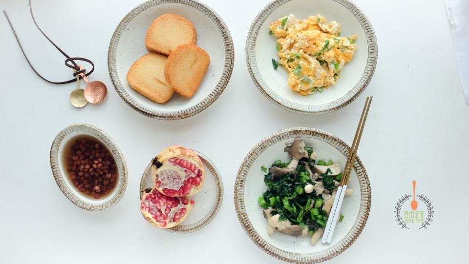 营养均衡的早餐,每天花上十分钟就做好,剩下大把时间慢慢享受
