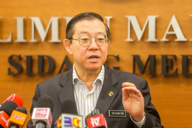 Guan Eng: Malaysia's improved ranking in doing business shows reforms a success