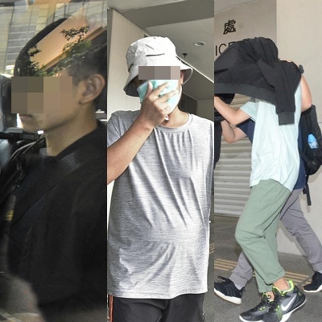 【沙田冲突】3人涉暴动等罪准保䆁 押下月12日区院答辩