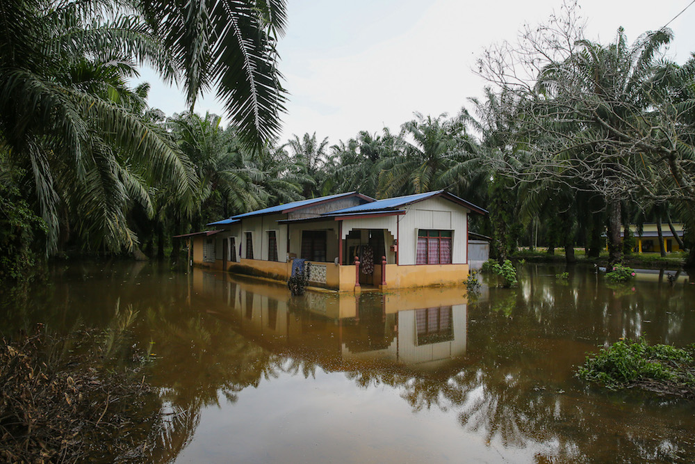 Police warn every district in Kelantan at risk of flooding