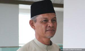 Behrang rep lost Tg Malim Amanah division chief post in re-election