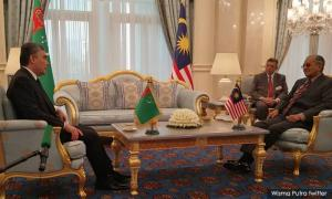 Turkmenistan wants to extend Petronas PSC to 2038 - Dr M