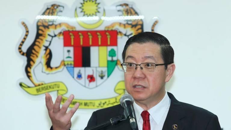 Lim denies Sarawak neglected in Budget 2020