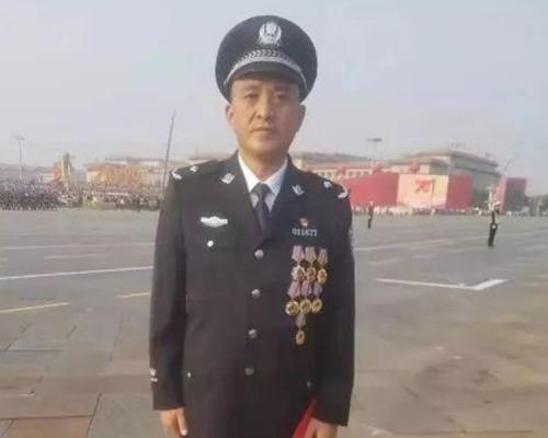 「哈尔滨市民喜爱的好警察」为黑社会充当「保护伞」 曾参加国庆观礼