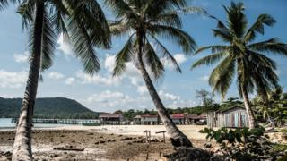 Amelia Bambridge: Body of Cambodia backpacker found at sea
